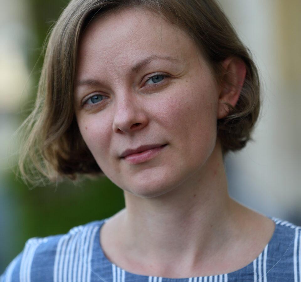 Magdalena Popławska zdjęcie